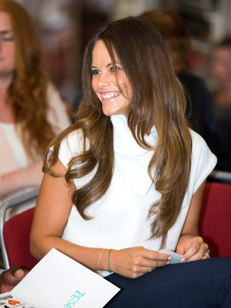 Sofia von Schweden: Strahlend schöner Solo-Auftritt als Prinzessin