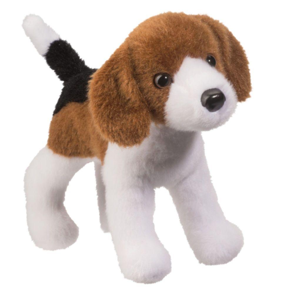 Douglas Bob Beagle 8 Plush Stuffed Tri Color Hound Puppy Dog Cuddle Toy New Dog Cuddles Dog Stuffed Animal Plush Beagle [ 1000 x 1000 Pixel ]