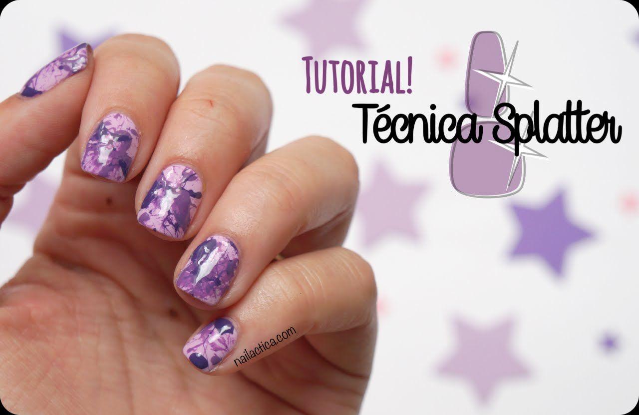 Tutorial | Técnica Splatter