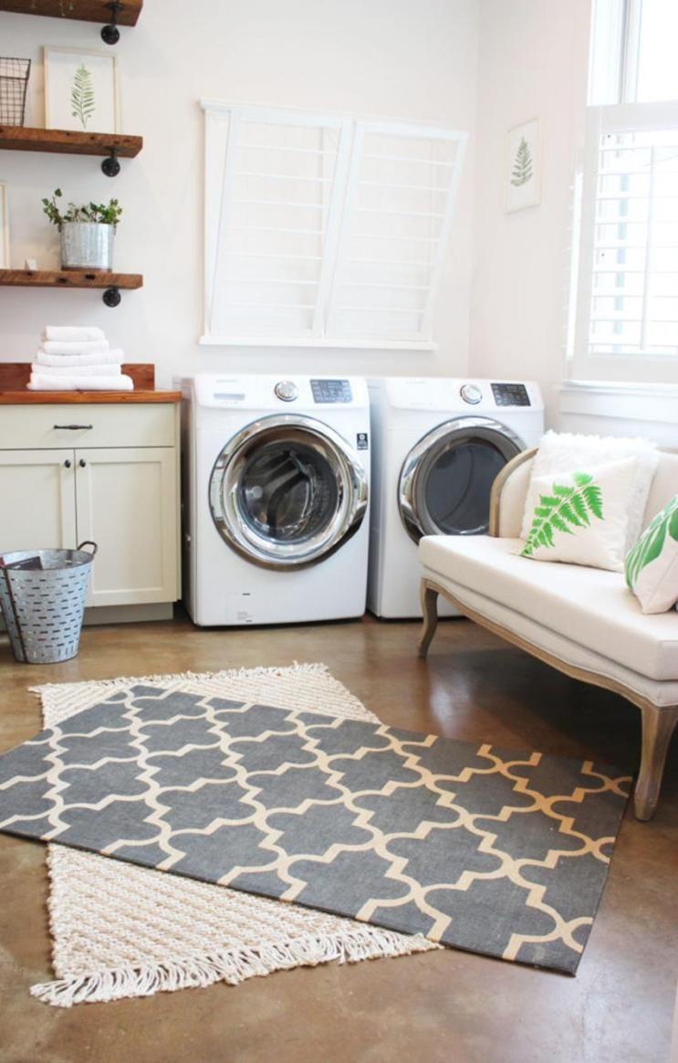 35 fresh rustic farmhouse laundry room decor ideas stunning rh pinterest com