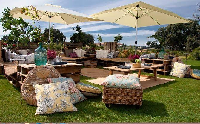 #outdoor #terraza #jardin