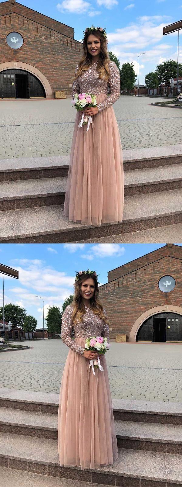 Discount Dazzling 2019 Bridesmaid Dress, Prom Dresses For Cheap, Modest Bridesmaid Dress, Bridesmaid Dress Plus Size 11
