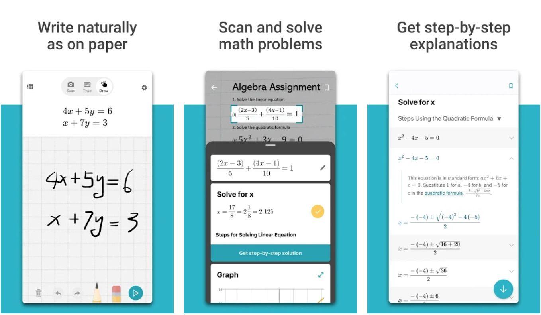Solver Quadratic Formula