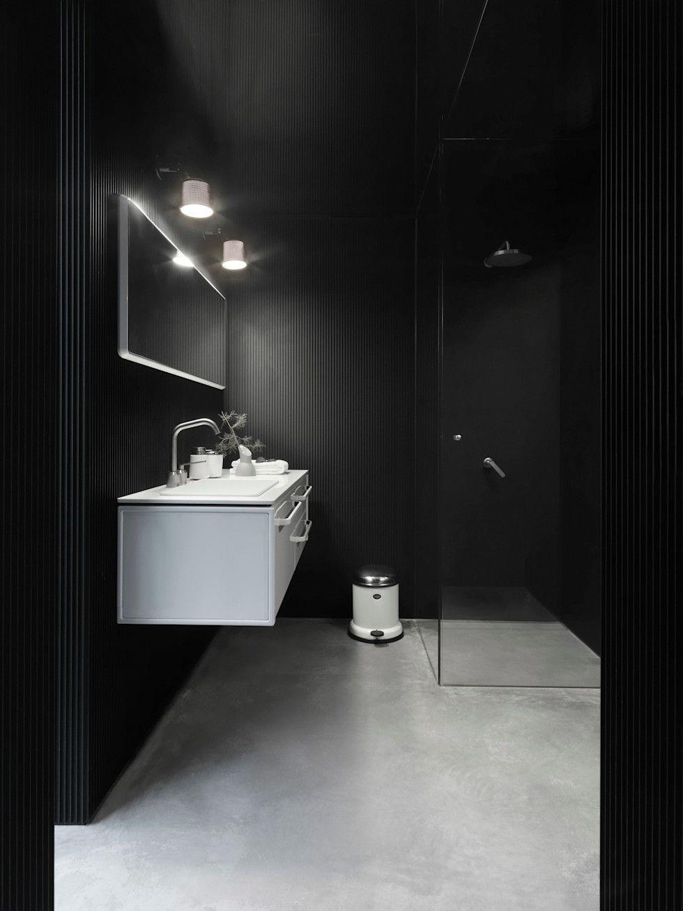 Vipp Shelter Par Vipp Homify In 2020 Kleine Badezimmer Design Badezimmer Design Shelter