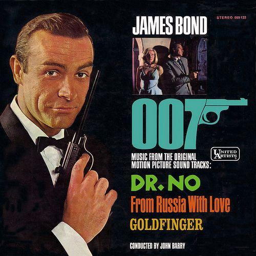 John Barry James Bond 007 All Things John Barry James Bond