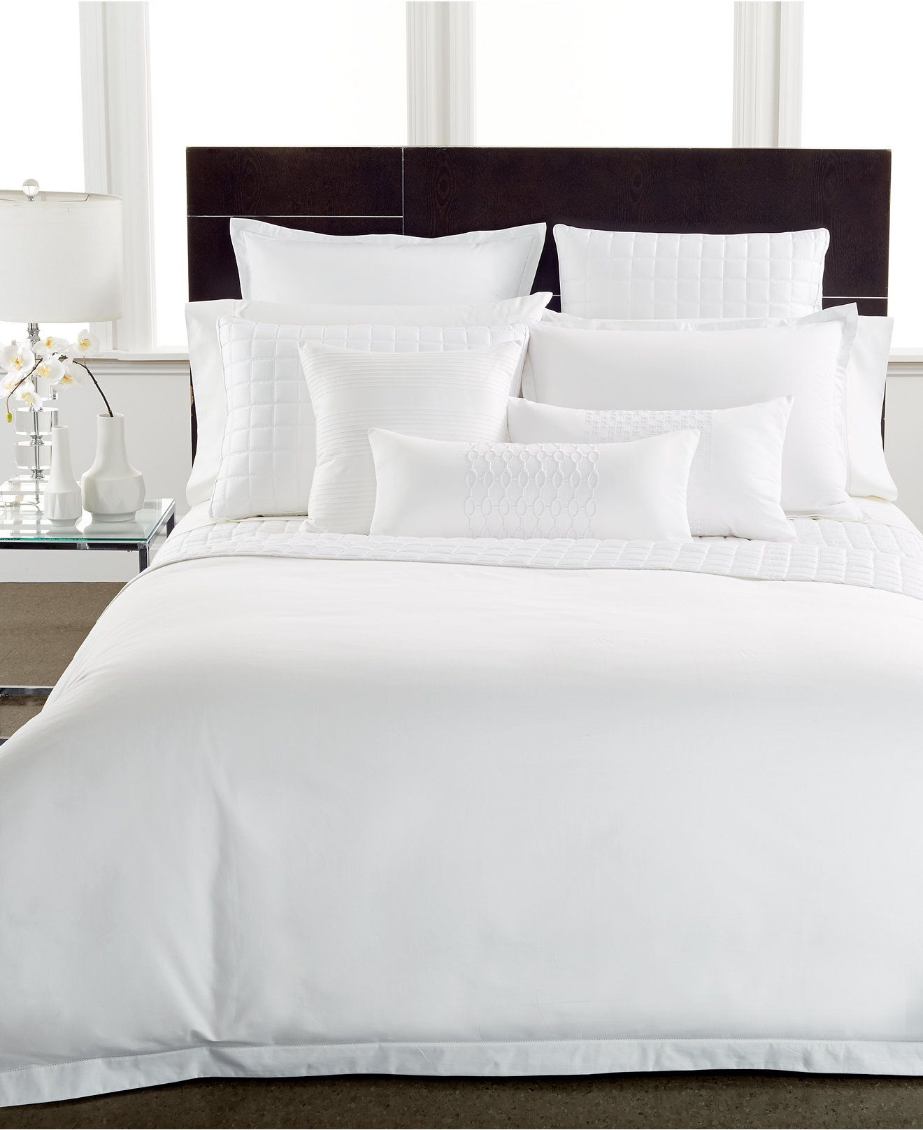 Hotel Collection 600 Thread Count Egyptian Cotton Bedding