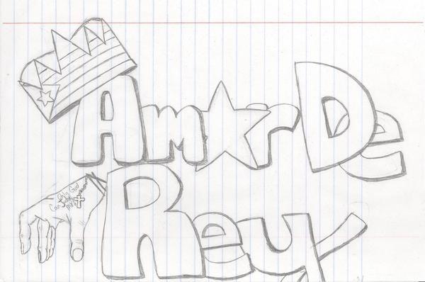 what does amor de rey mean