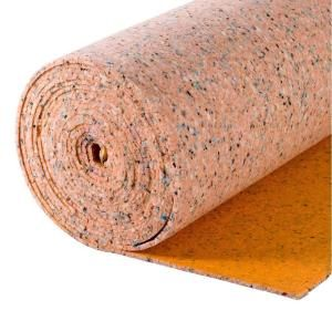 Contractor 6 7 16 In Thick 6 Lb Density Carpet Pad 150553466 33 At The Home Depot Carpet Padding Commercial Flooring Types Of Carpet