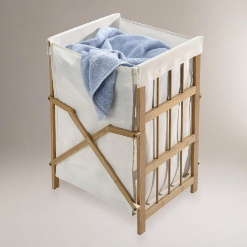 Bamboo Laundry Hamper World Market By Cost Plus World Market 36 99 Make Your Laundry Room Earth Minded With This Eco Chic Bamboo Laundry Hamper Home Decor