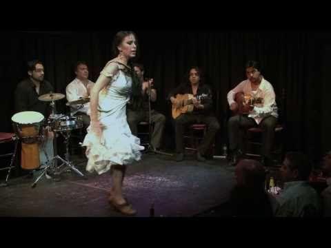 CASA PATAS, FLAMENCO EN VIVO 12 - BELEN LOPEZ - YouTube