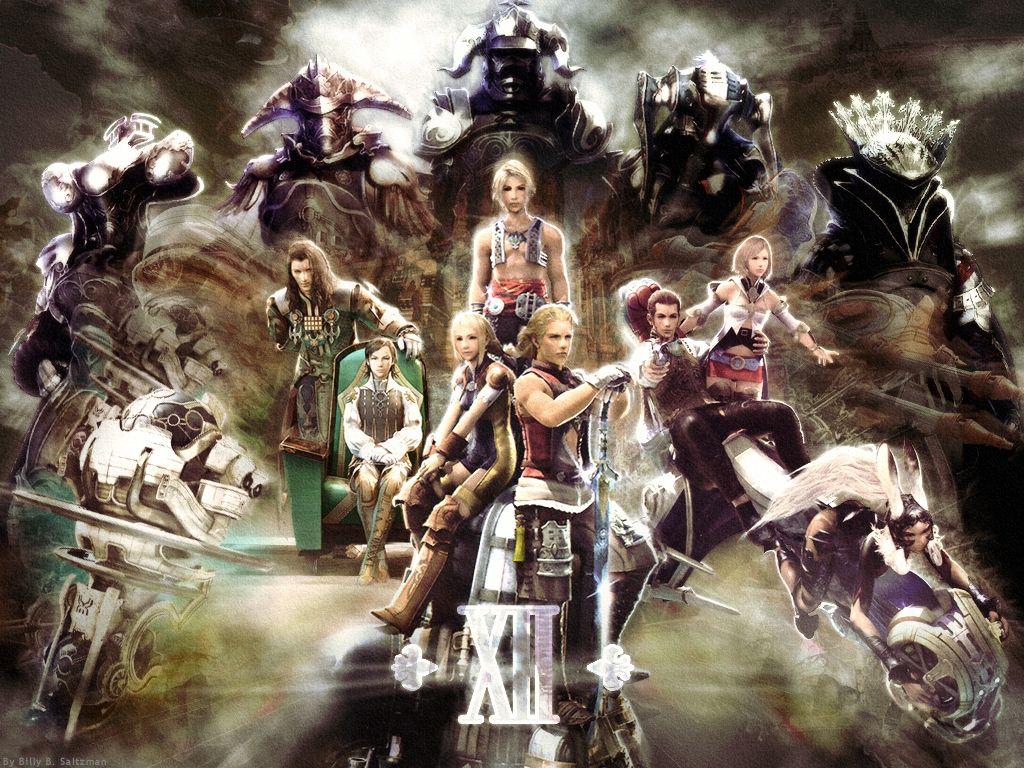 A Final Fantasy XII