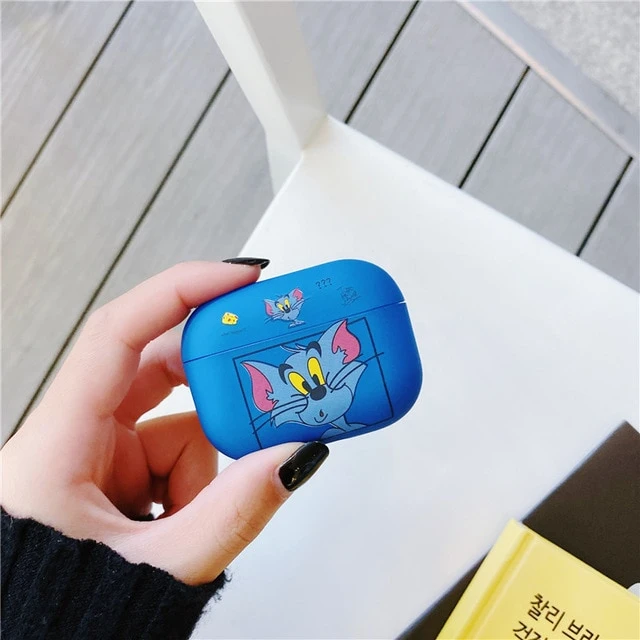 Tom Airpods Pro Case In 2020 Airpods Pro Earphone Case Toms