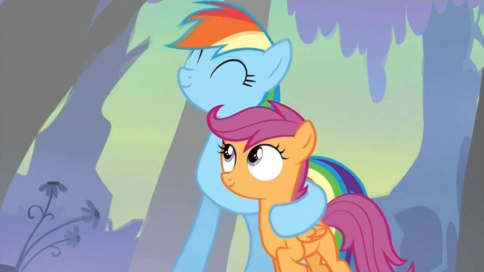 Who Is The Best Sister Ever Yeah Rainbow Dash 3 Scootaloo Rainbow Dash Mlp Pony My Little Pony Friendship However rainbow dash tells scootaloo that this is not as important as she thinks and that, regardless of whether she'll fly or not, she's still special in her own way. rainbow dash mlp pony my little pony