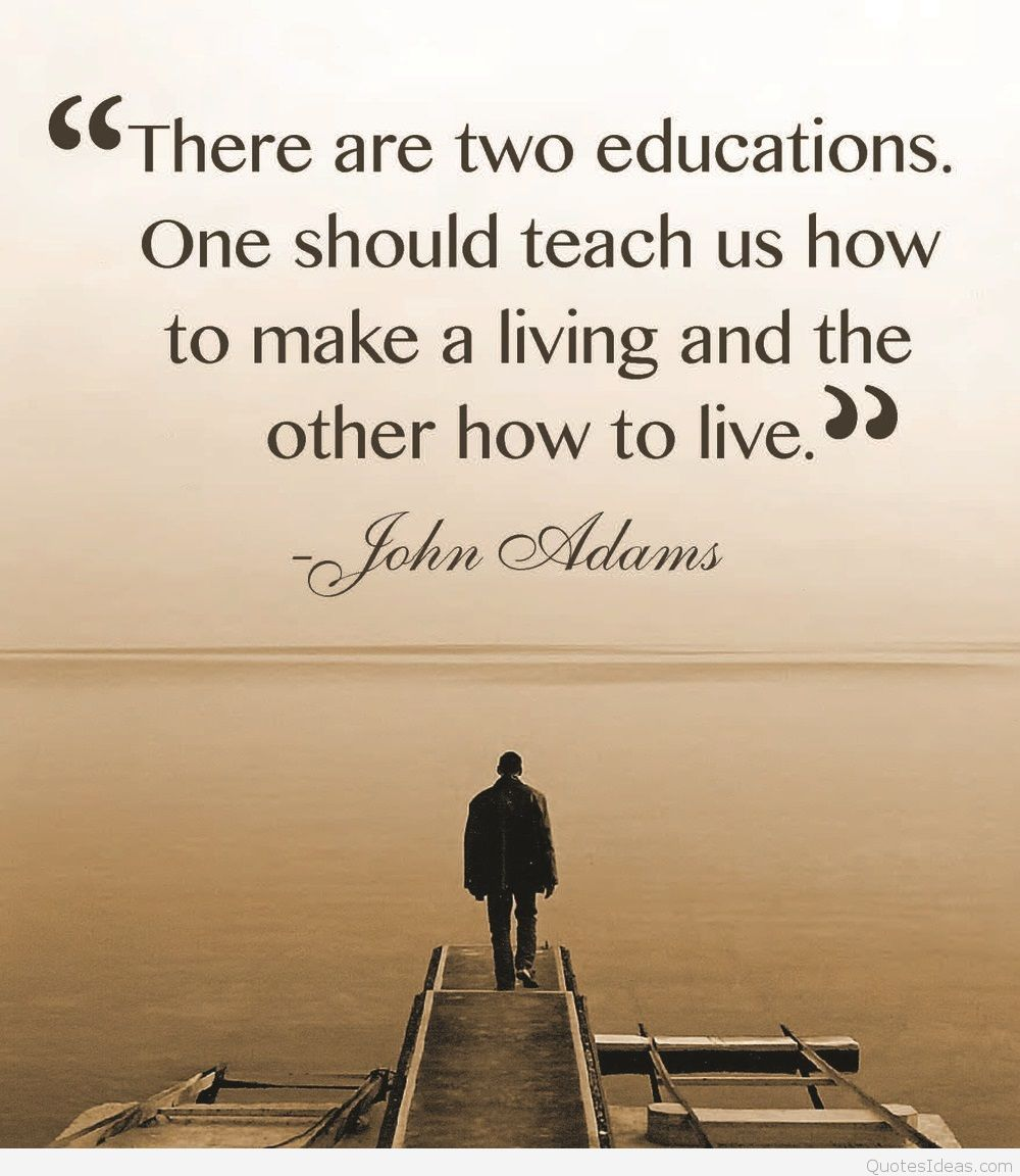 Nice Quotes On Education: A Little Education Motivation Quote For Today. Enjoy Your