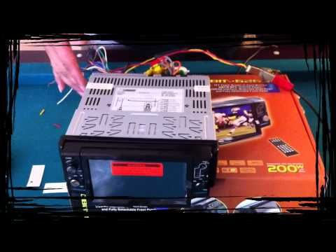 How To Wire Up Stereo Youtube Car Stereo Stereo Car