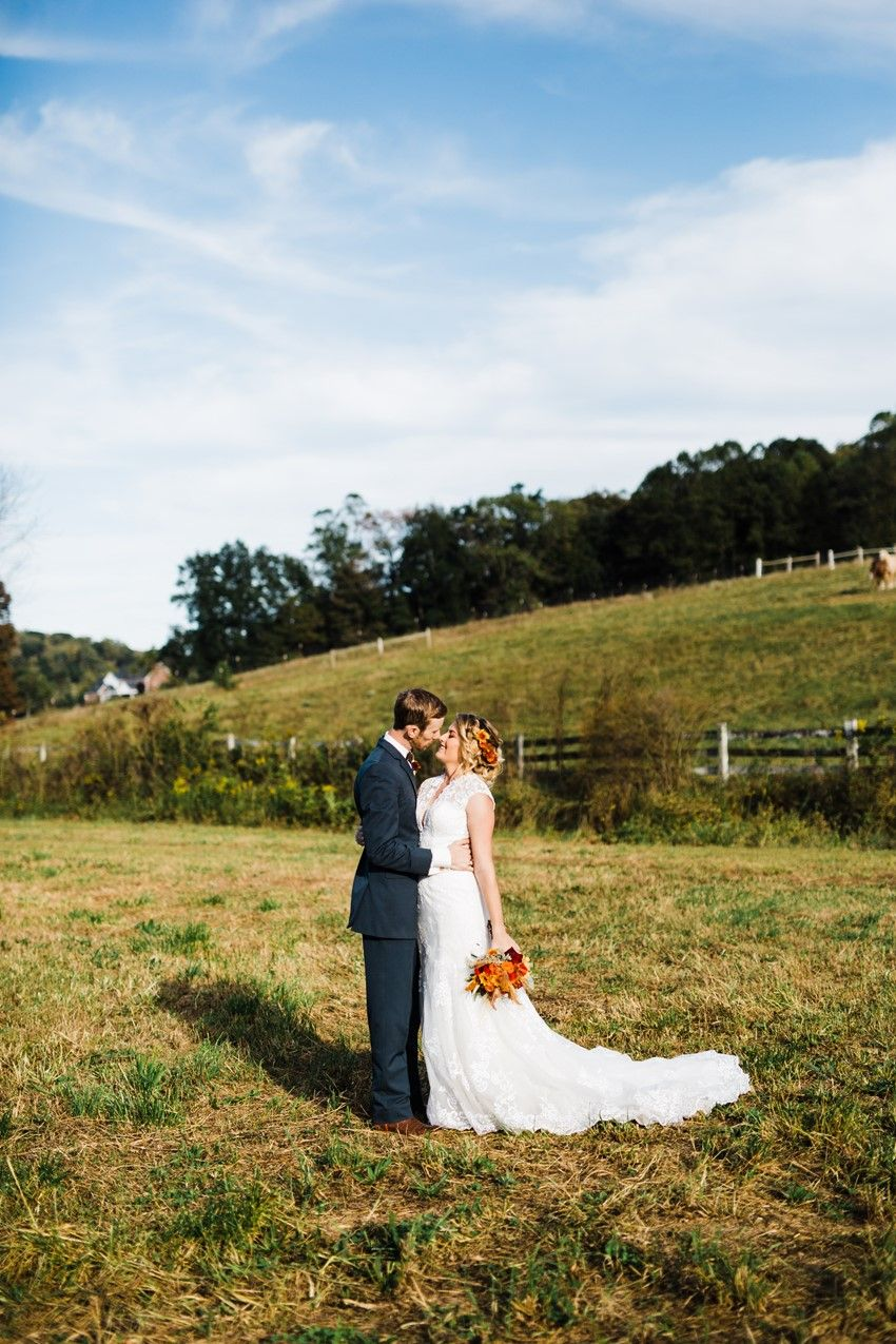 A rustic vintage wedding at grace meadows farm grooms chic