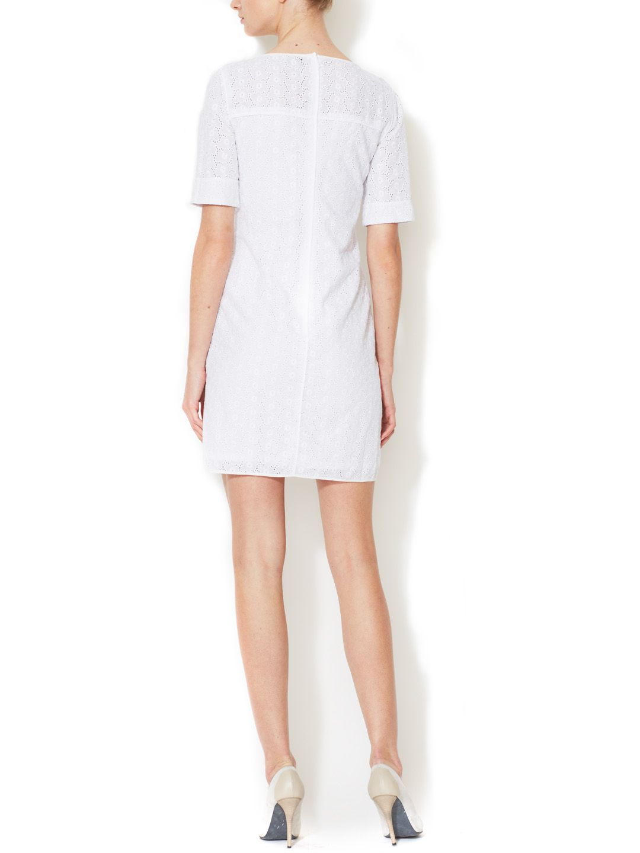 Cotton Eyelet Shift Dress By Ava Aiden At Gilt Shift Dress Dresses Cotton [ 1440 x 1080 Pixel ]
