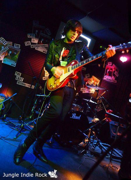 The Last Internationale. Ego Live, Alcalá de Henares. Madrid. June 21, 2012. Photography by Mar, Jungle Indie Rock
