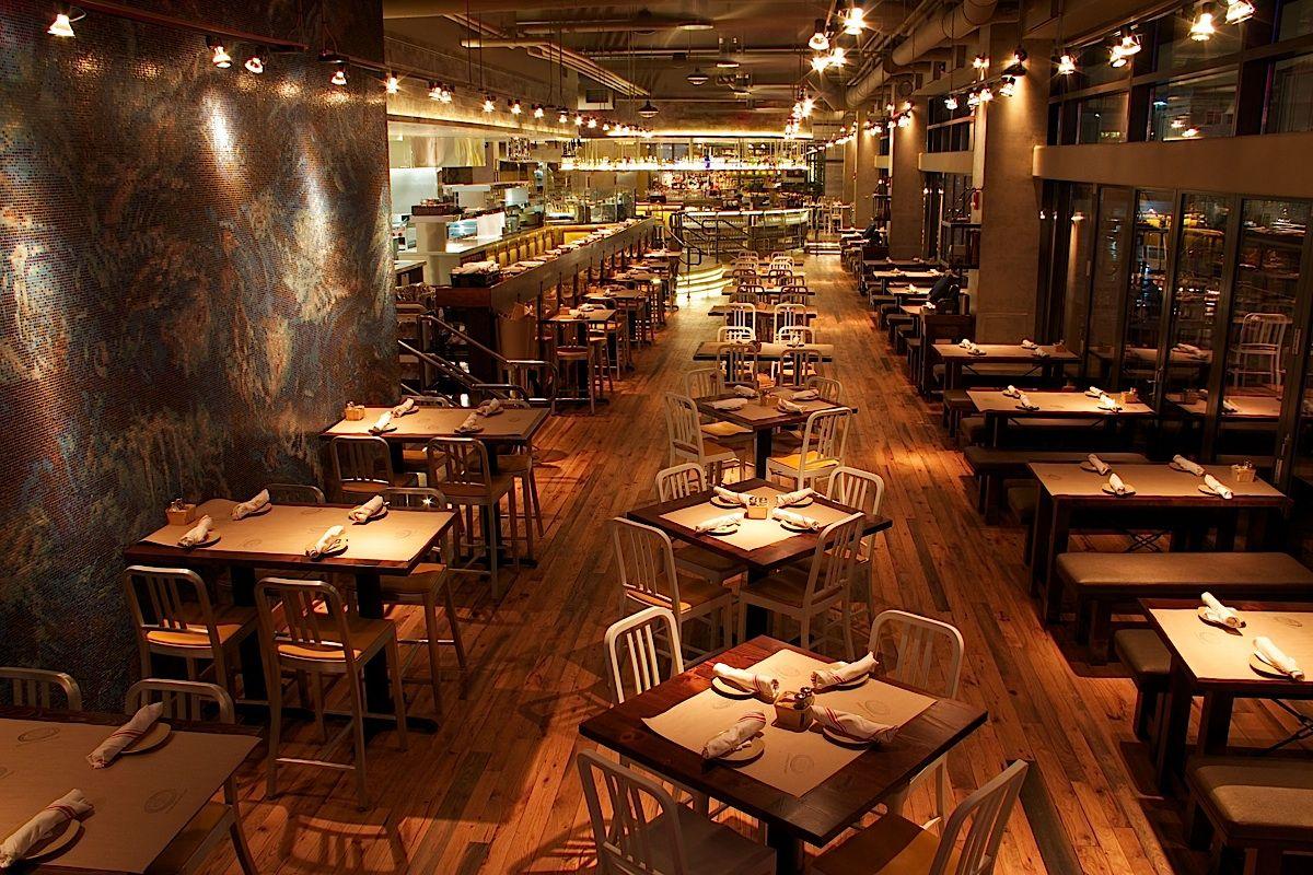 Virtual Gourmet Restaurant Decor Guest Room Furniture Modern Dining Room Tables