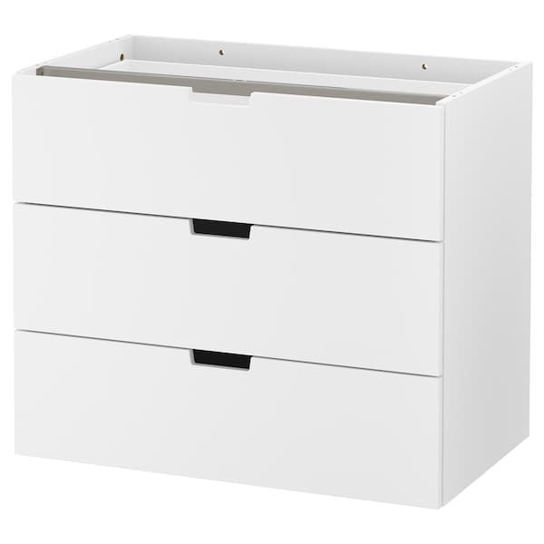 Modular 3 Drawer Chest Nordli White In 2019 Shopping For Neet 3