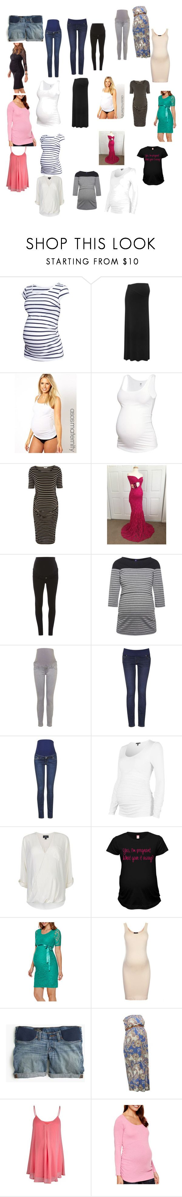 """Untitled #322"" by peigestyles ❤ liked on Polyvore featuring H&M, M&Co, Emma Jane, Dorothy Perkins, Topshop, J.Crew, Rock-a-Bye Rosie and Isabella Oliver"