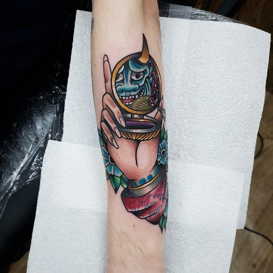 101 Amazing Hannya Mask Tattoo Designs! Outsons Men's