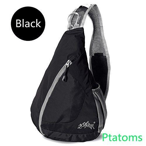 0dbec7476 Sport Hiking Bag - Packable Nylon Outdoor Shoulder Backpack Cross Body Bag  Sling Pack for Hiking