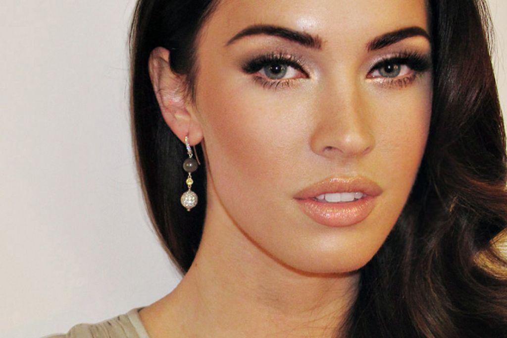 Megan Fox Makeup Makeup For Small Eyes Gorgeous Wedding Makeup Makeup And Beauty Blog