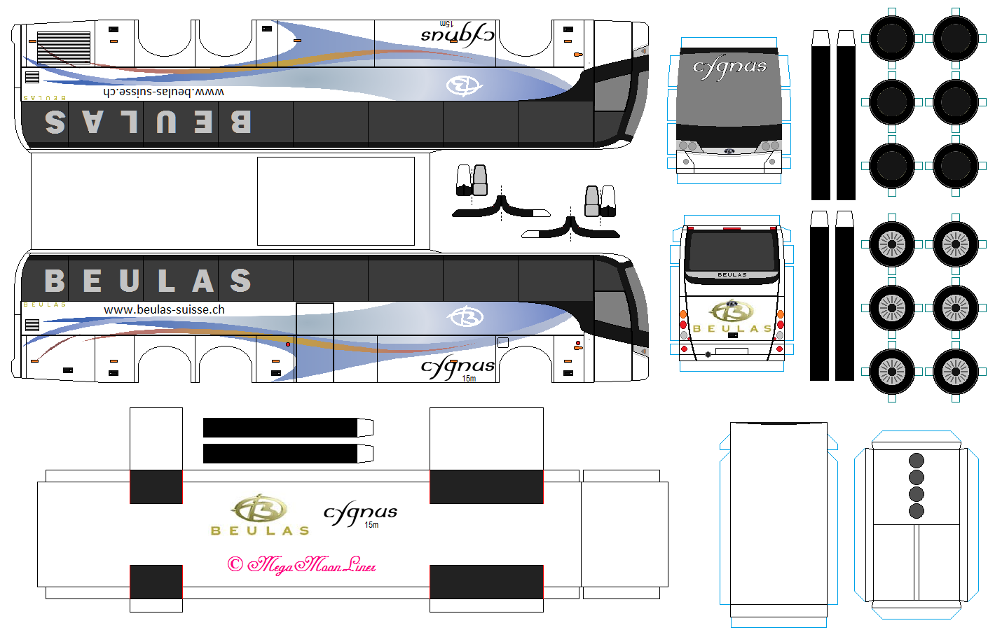 Free Paper Model Buses Paperbus Thread Page 191