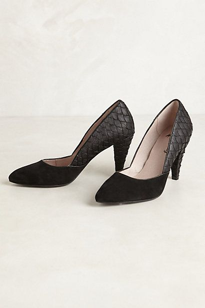betty pumps / anthropologie