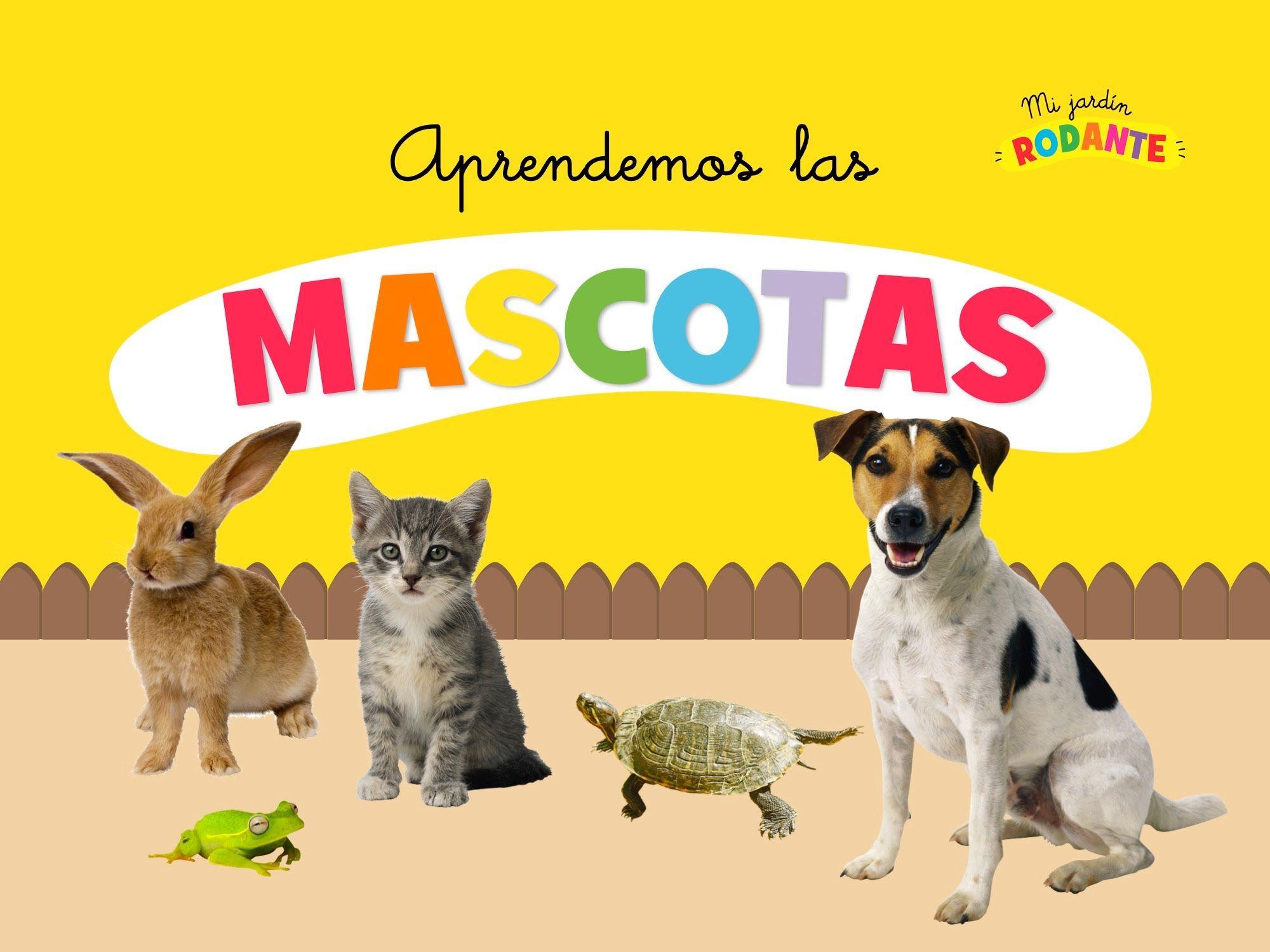 MASCOTAS EN ESPAÑOL PARA NIÑOS Pets, Pikachu, Animals