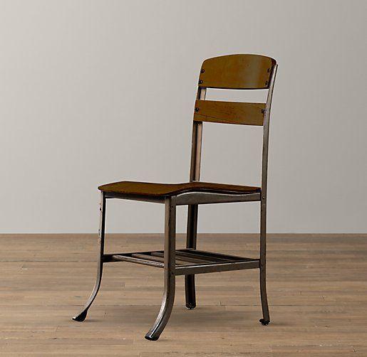 199 Vintage Schoolhouse Desk Chair | Desks U0026 Vanities | Restoration  Hardware Baby U0026 Child