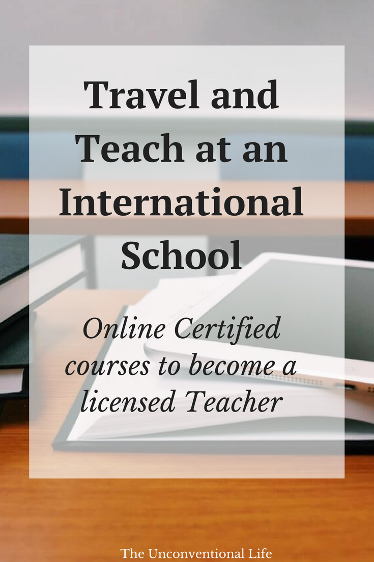 How to get certified as a teacher living abroad online teaching how to get certified as a teacher living abroad online teaching certification 1betcityfo Image collections