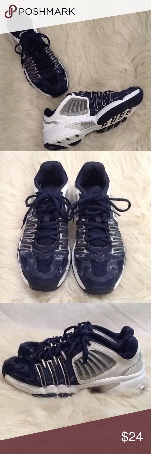 Adidas Adiprene Shoes Size 8.5 Climacool   Clothes design, Blue ...