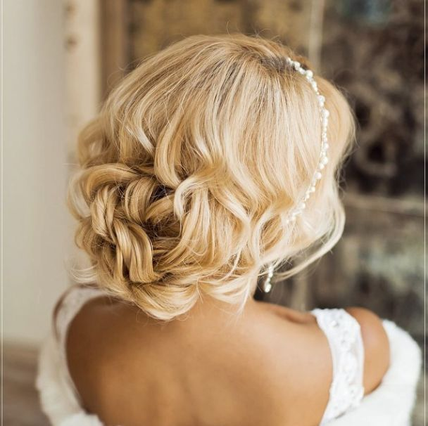 Wedding Hairstyle Wedding Hairstyle Elstile Wedding Hairstyles