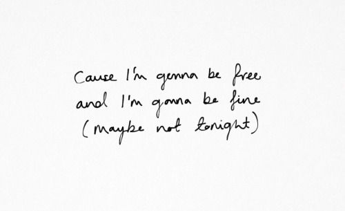 lyrics at your disposal