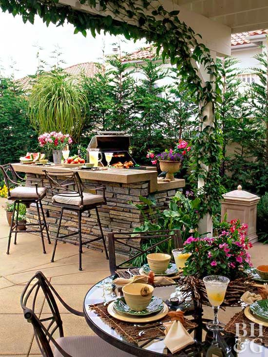 Spa And Outdoor Kitchen Design Ideas on small garden spa, outdoor swimming pool with spa, backyard spa,