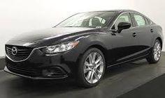 All black 2016 Mazda 6. WANT