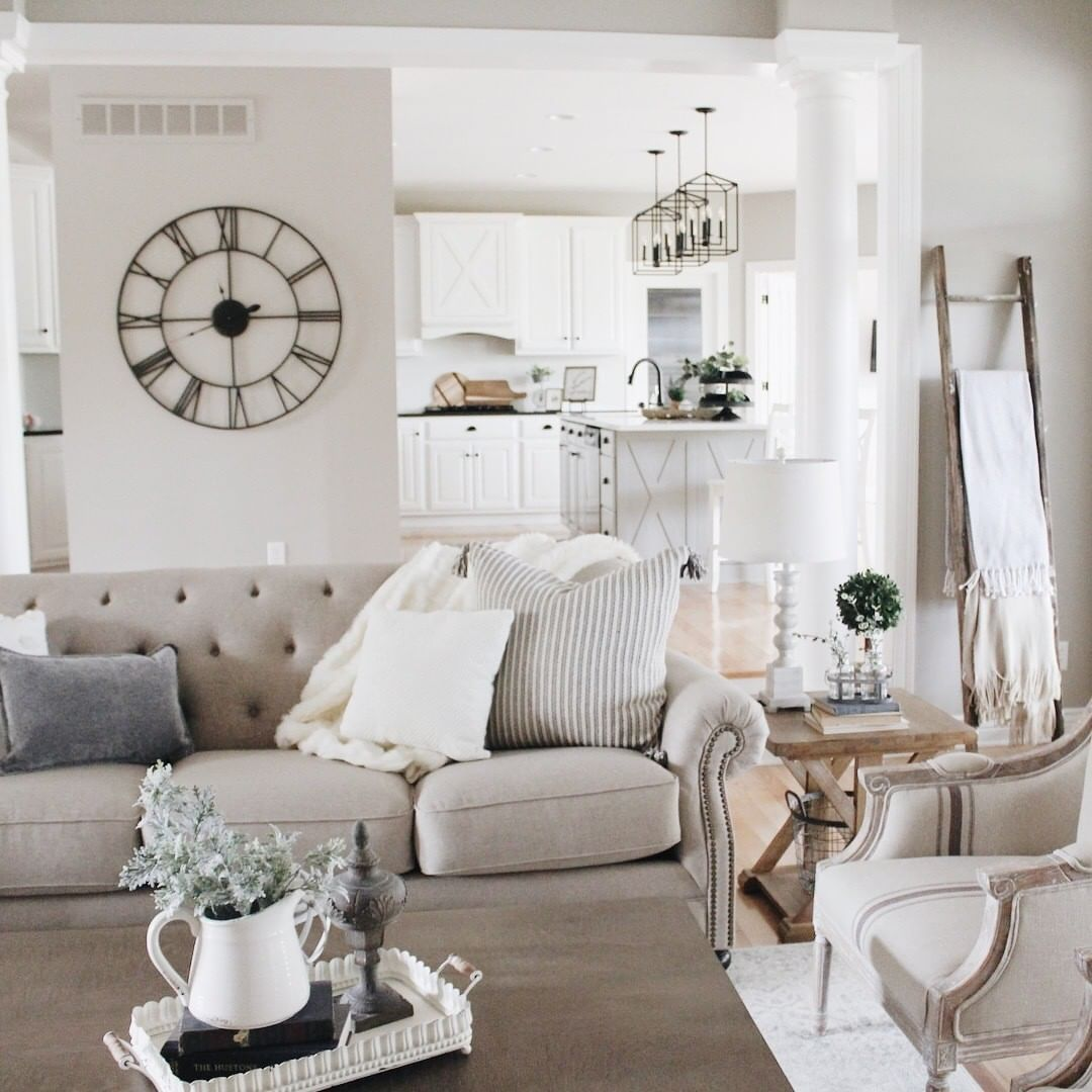 """Modern Furniture 2014 Clever Furniture Arrangement Tips: Ashley HomeStore On Instagram: """"A Clean And Cozy Home Is A"""