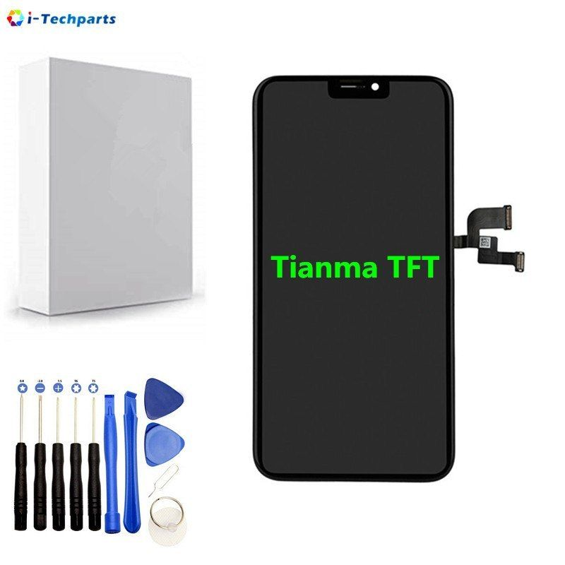 separation shoes 627fc 16676 TFT Tianma AAA Full LCD Screen for iPhone X LCD Display and Touch ...