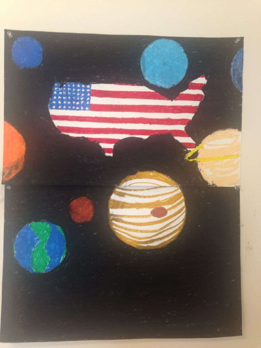 For some reason, the United States acts like the Solar System revolves around them. This is my way of interpreting this. There are more important things in this universe to focus on! There needs to be a change in American's attitude before there can be any result of actual change in the United States. Be the change!