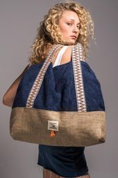 Sailor  Oversized Beach Bag  Wir stellen Ihnen unser neuestes Taschen-Design vo#…