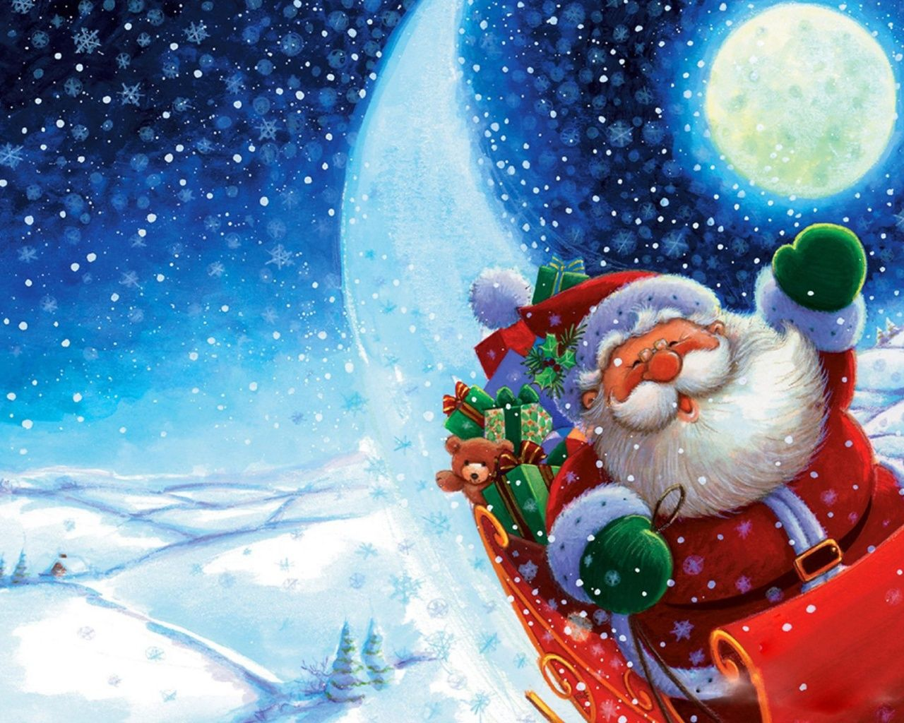 Uncategorized Christmas Santa Wallpaper when we still believed in santa the tooth fairy and easter claus christmas new year wishes wallpapers normal