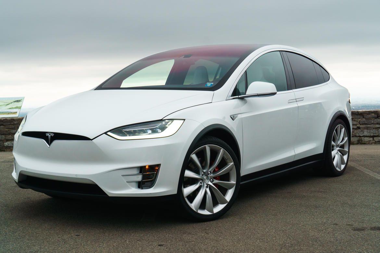 La Camioneta Tesla Model X Por Dentro Y Por Fuera Fotos Tesla Modelo X Tesla Modelos De Tesla