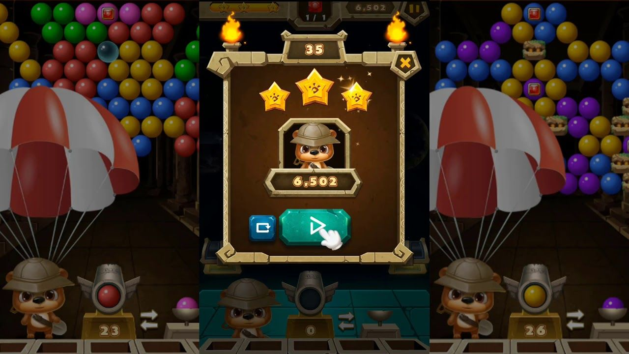 Bubble original best game of android very good game