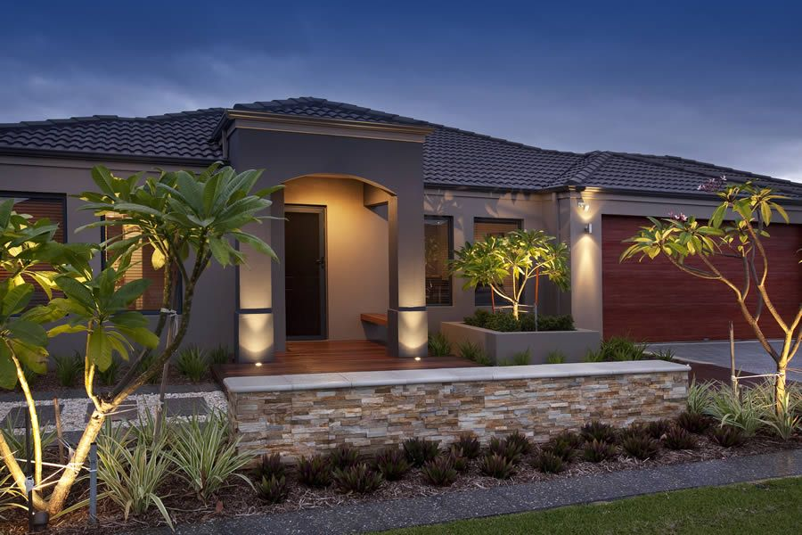 Garden lighting the garden light company photo gallery garden canning vale residence workwithnaturefo