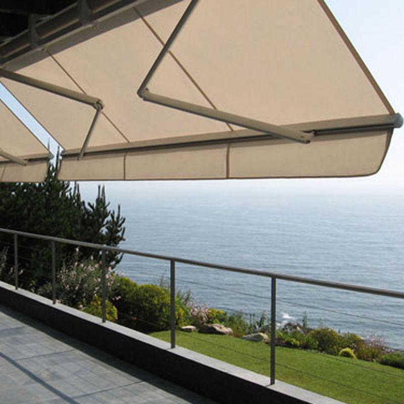 Toldos verticales para exterior brindan la m xima protecci n del sol y se pueden fabricar en - Toldos verticales para exterior ...