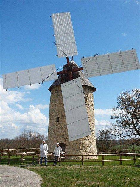Moulin de la Garenne - Ancenis - France   la  ou habite  mes Cousins