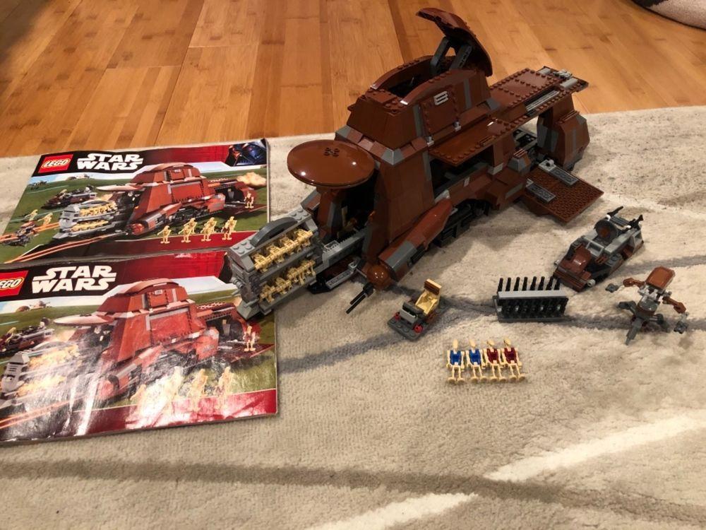 LEGO Star Wars Trade Federation MTT (7662) | Geek Gear