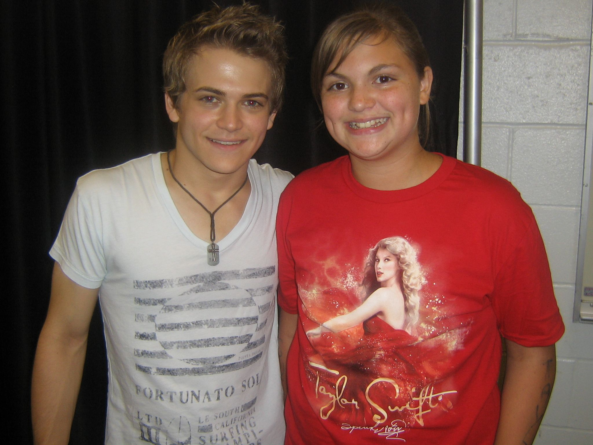 Meet And Greet With Hunter Hayes Taylor Swift Concert August